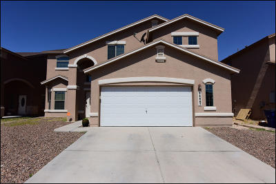 Single Family Home For Sale: 14447 Coyote Trail Drive
