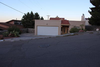 El Paso Single Family Home For Sale: 3246 Stone Edge Road