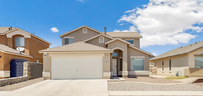 El Paso Single Family Home For Sale: 14213 John Scagno