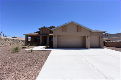 Canutillo Rental For Rent: 708 Jalynn Grace Drive