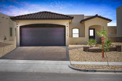 Horizon City Single Family Home For Sale: 13154 Freshford Avenue