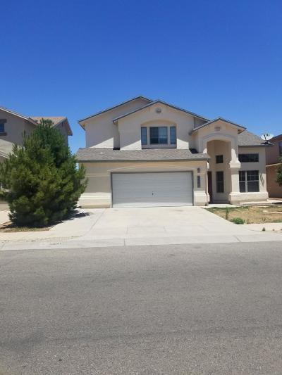 El Paso Single Family Home For Sale: 3541 Tierra Bahia Drive