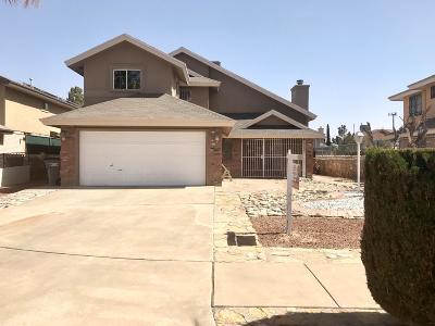 Vista Hills Single Family Home For Sale: 11512 Garibay Court