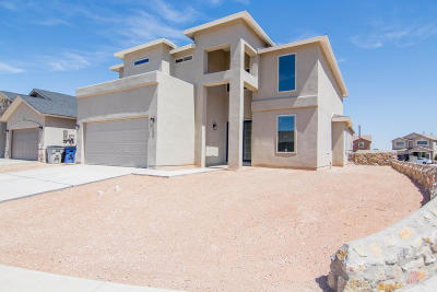 El Paso Single Family Home For Sale: 533 Ginger Francis