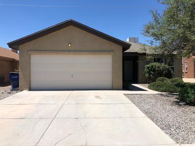 El Paso Single Family Home For Sale: 857 Dakota River Avenue
