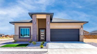 El Paso Single Family Home For Sale: 14900 Tierra Escape Avenue