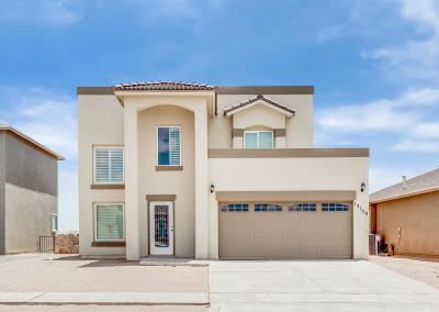 El Paso Single Family Home For Sale: 12033 Silver Crown Road