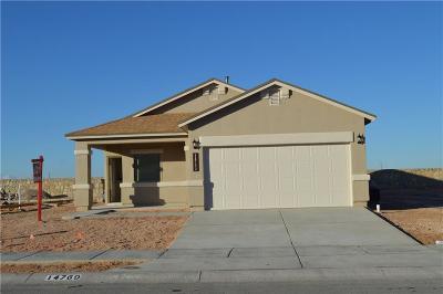 El Paso Rental For Rent: 14769 Bobby Joe Hill Drive