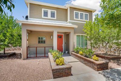 El Paso Single Family Home For Sale: 6545 Toivoa Place
