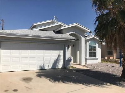 El Paso Rental For Rent: 10793 Pleasant Sand Drive