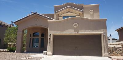 El Paso Rental For Rent: 4617 Al Hernandez Street