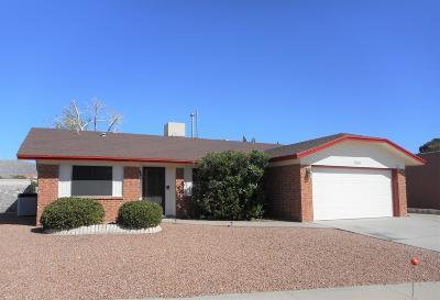 El Paso Rental For Rent: 7050 Casa Loma Circle