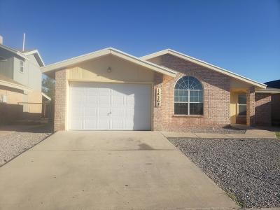 El Paso Rental For Rent: 14566 Desierto Bello Avenue