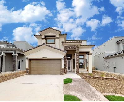 El Paso TX Single Family Home For Sale: $218,950