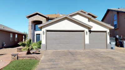 Single Family Home For Sale: 1254 Zellige
