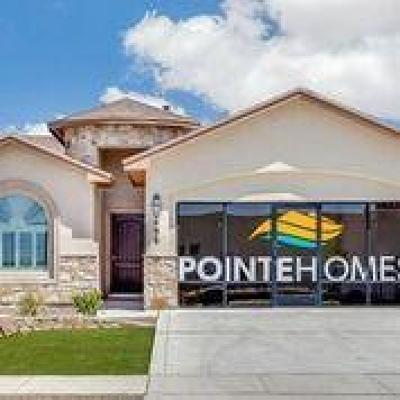 El Paso Single Family Home For Sale: 14848 Tierra Escape