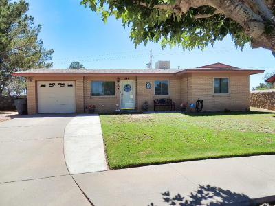 El Paso TX Single Family Home For Sale: $87,500