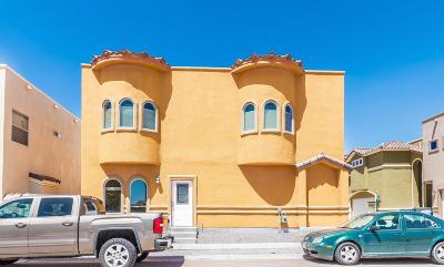 El Paso TX Single Family Home For Sale: $141,900