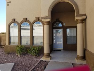 El Paso TX Single Family Home For Sale: $139,950