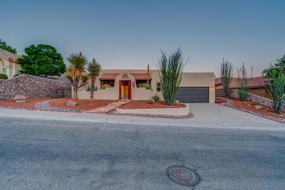 El Paso TX Single Family Home For Sale: $305,000