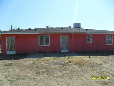 Socorro Single Family Home For Sale: 11651 Riverside Road