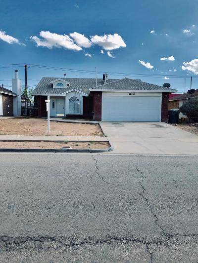 El Paso TX Single Family Home For Sale: $115,000