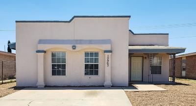 El Paso TX Single Family Home For Sale: $87,900