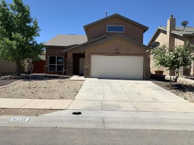 El Paso TX Single Family Home For Sale: $142,000