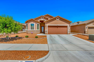 El Paso Single Family Home For Sale: 6604 Westfield Drive Drive