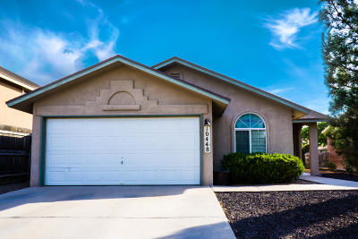 Socorro Single Family Home For Sale: 10448 Valle Suave Drive