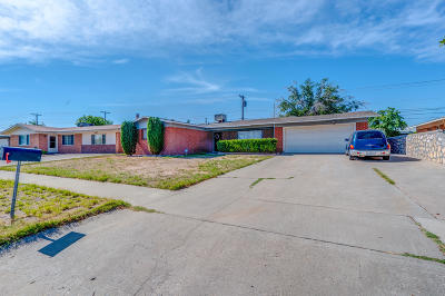Single Family Home For Sale: 10144 Cork Drive