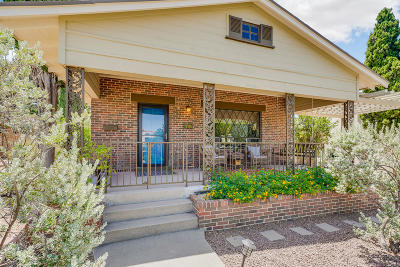 El Paso Single Family Home For Sale: 800 Mississippi Avenue