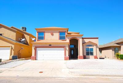 Single Family Home For Sale: 5513 Ignacio Frias Drive