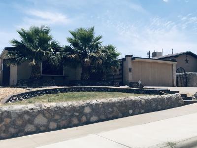 Single Family Home For Sale: 3616 Lemo Street