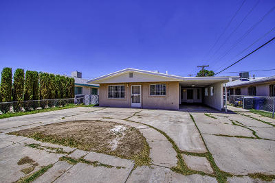 El Paso Single Family Home For Sale: 211 Baywood Road