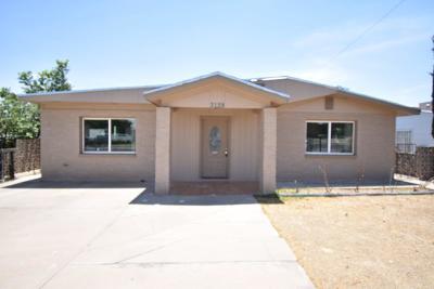 Single Family Home For Sale: 3128 Van Buren Avenue