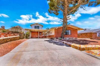 Single Family Home For Sale: 2807 Polk Avenue
