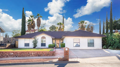 Chaparral Park Single Family Home Pending Accepting Offers: 6777 Villa Hermosa Drive