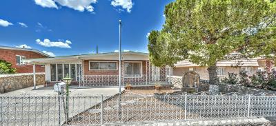 Single Family Home For Sale: 3305 Pierce Avenue