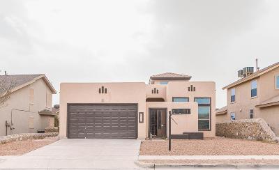 Horizon City Single Family Home For Sale: 13324 Emerald Creek Drive