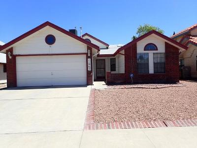 Vista Hills Rental For Rent: 11965 McAuliffe