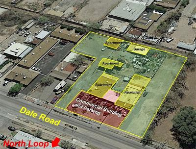 Commercial For Sale: 7136-7140 Dale Road