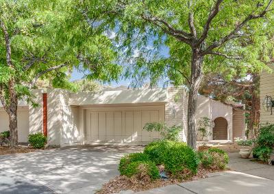 El Paso Condo/Townhouse For Sale: 5763 Mira Grande Drive