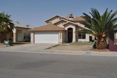 Socorro Single Family Home For Auction: 10213 Valle De Oro Drive