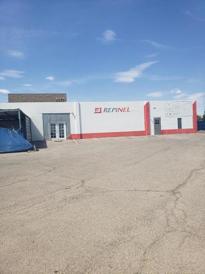 El Paso Commercial For Sale: 765 Pendale Road