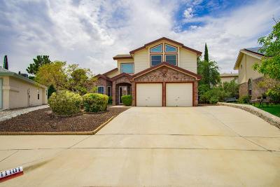 North Hills Single Family Home For Sale: 11101 Loma Escondida Drive