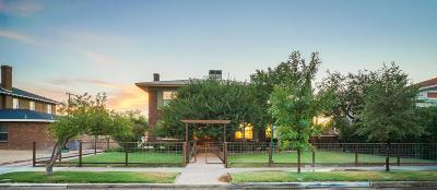 El Paso Single Family Home For Sale: 909 Cincinnati Avenue