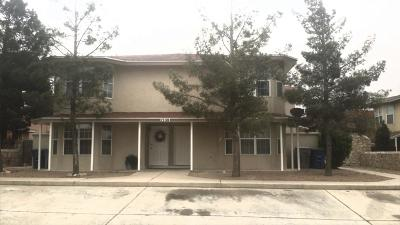Las Palmas Multi Family Home For Sale: 1308 Trudy Elaine Drive #ABCD