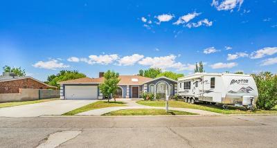 Single Family Home For Sale: 6043 Sorrel Drive