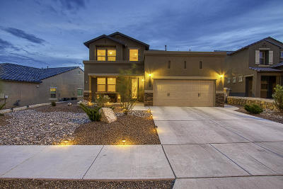 El Paso Single Family Home For Sale: 7839 Enchanted Path Drive
